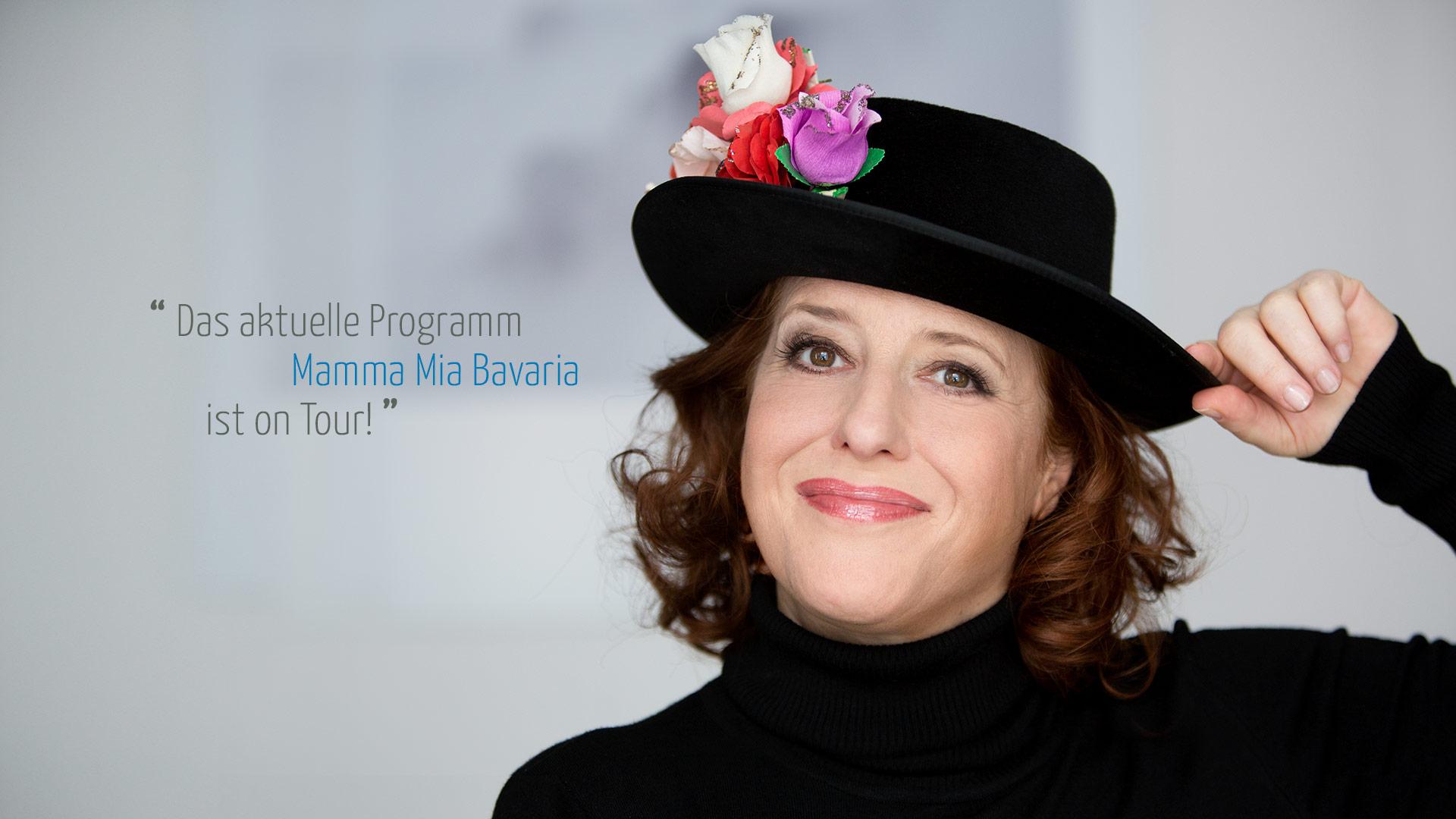 Das aktuelle Programm Mamma Mia Bavaria ist on Tour!